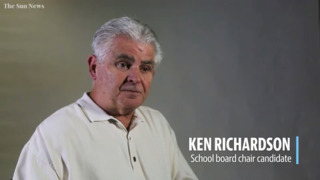 School board chair candidates on police and security in schools