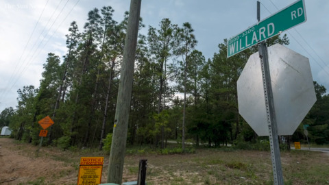 Poplar community debating landowner's request to develop mobile home lots for family