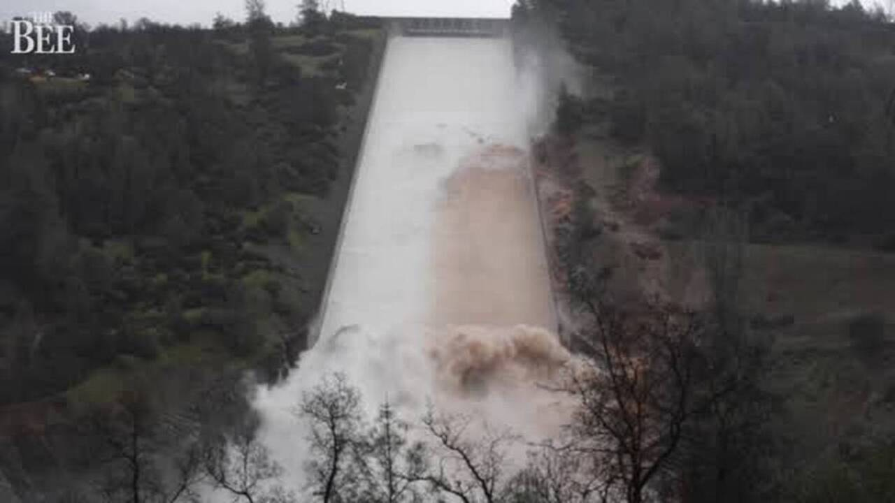 What you need to know about the massive Oroville dam emergency in