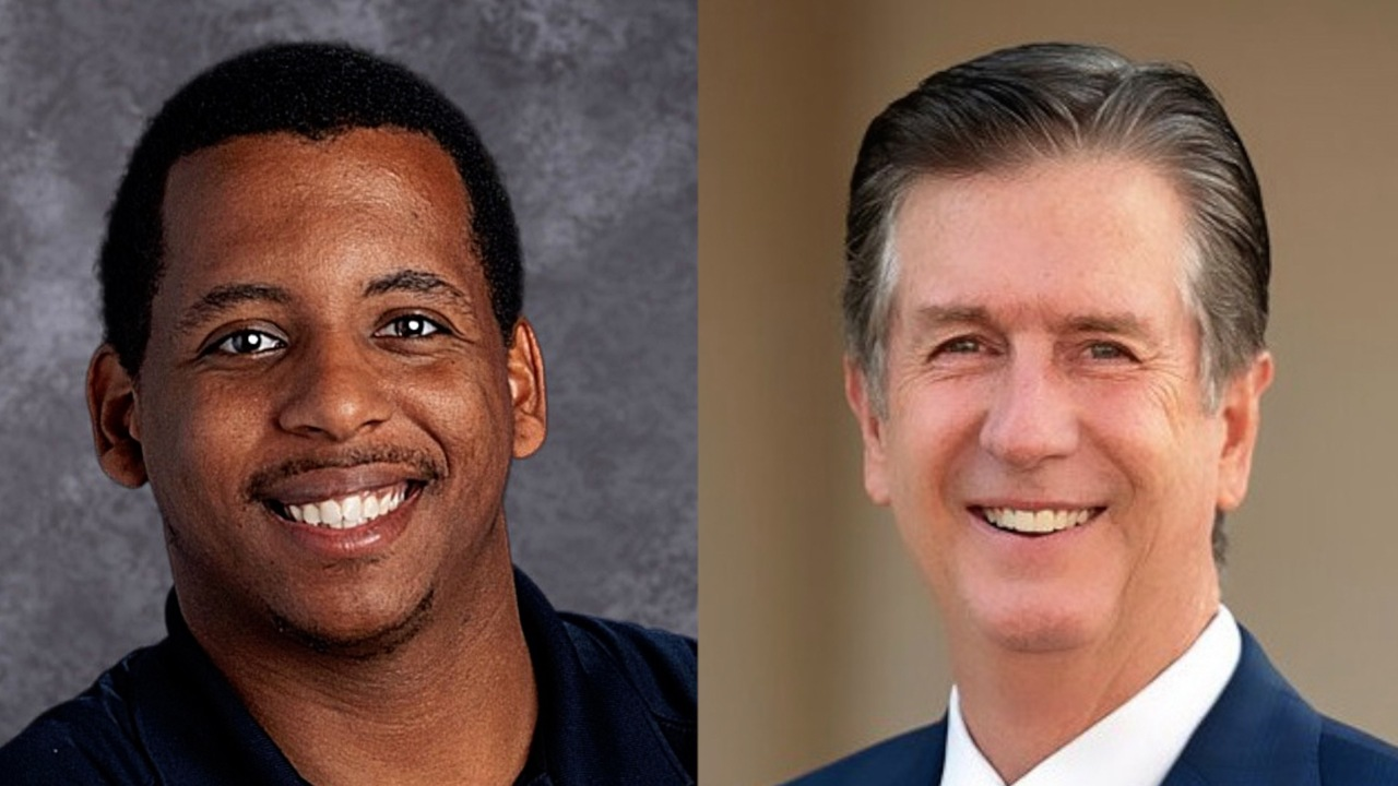 Jim Boyd and Anthony Eldon compete for Florida Senate. It's experience vs. new ideas