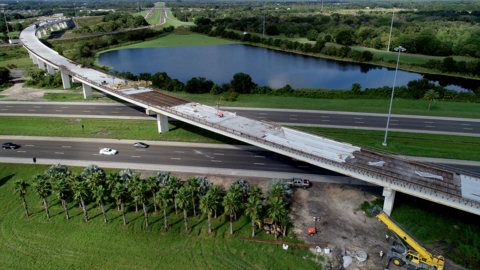 As I-75 ramp construction project continues, FDOT announces three-day overnight closure