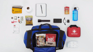 It's scary simple: Prepping a go bag with supplies in case of a hurricane