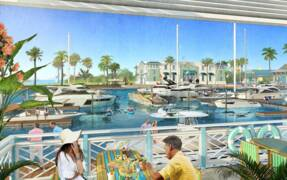 Here's an early look at what Bradenton's Margaritaville looks like