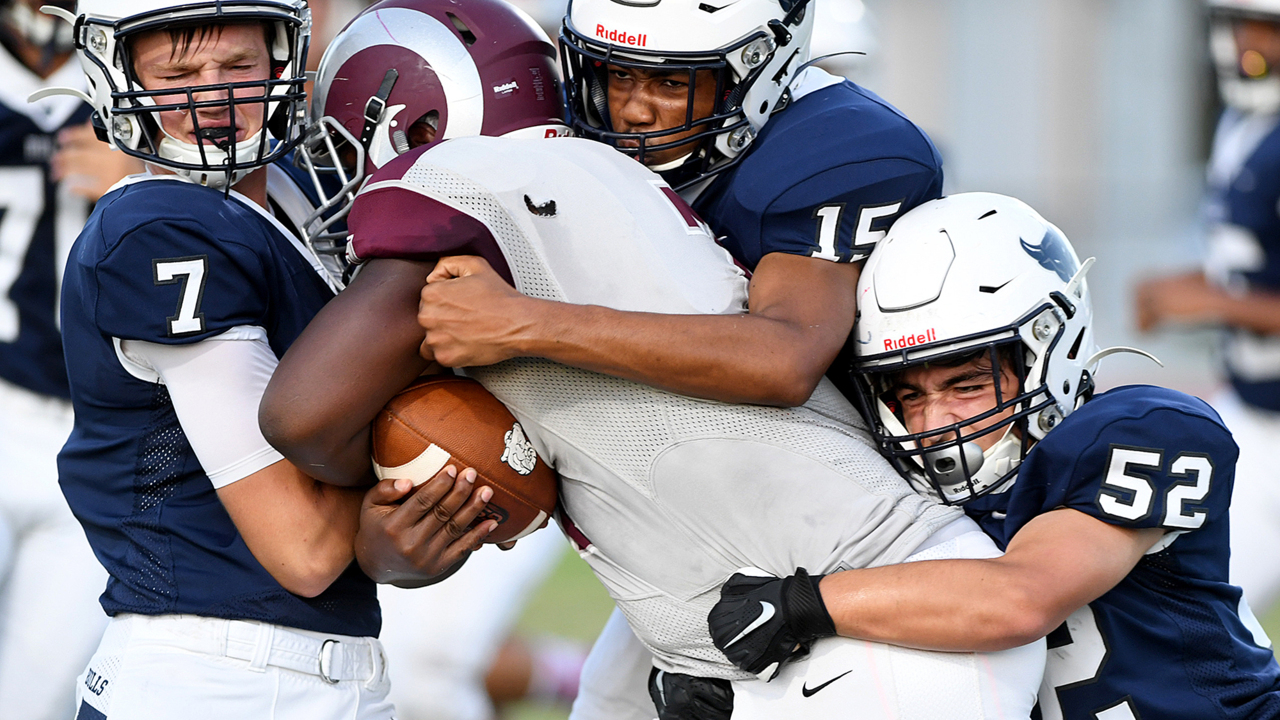 There's a new football program in Manatee. Here's how PCHS is building it from ground up