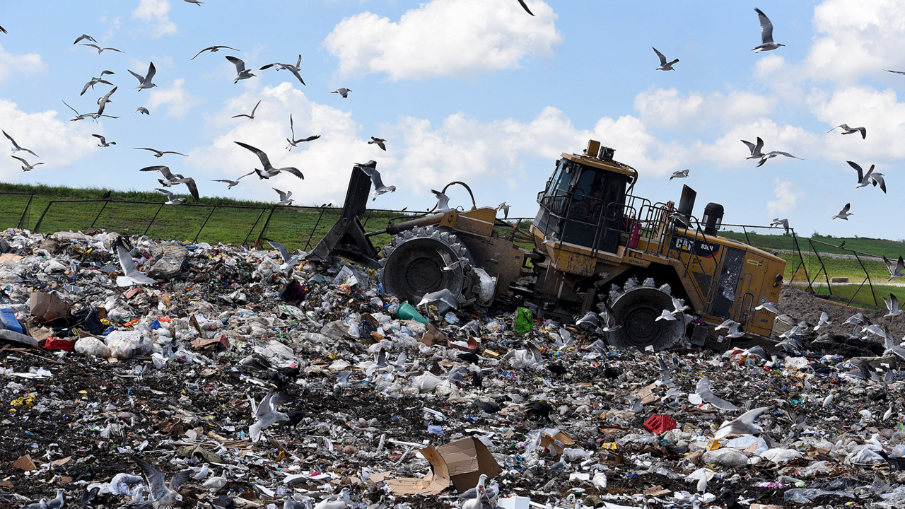 Lena Road Landfill may reach capacity in 20 years. Replacing it could take just as long