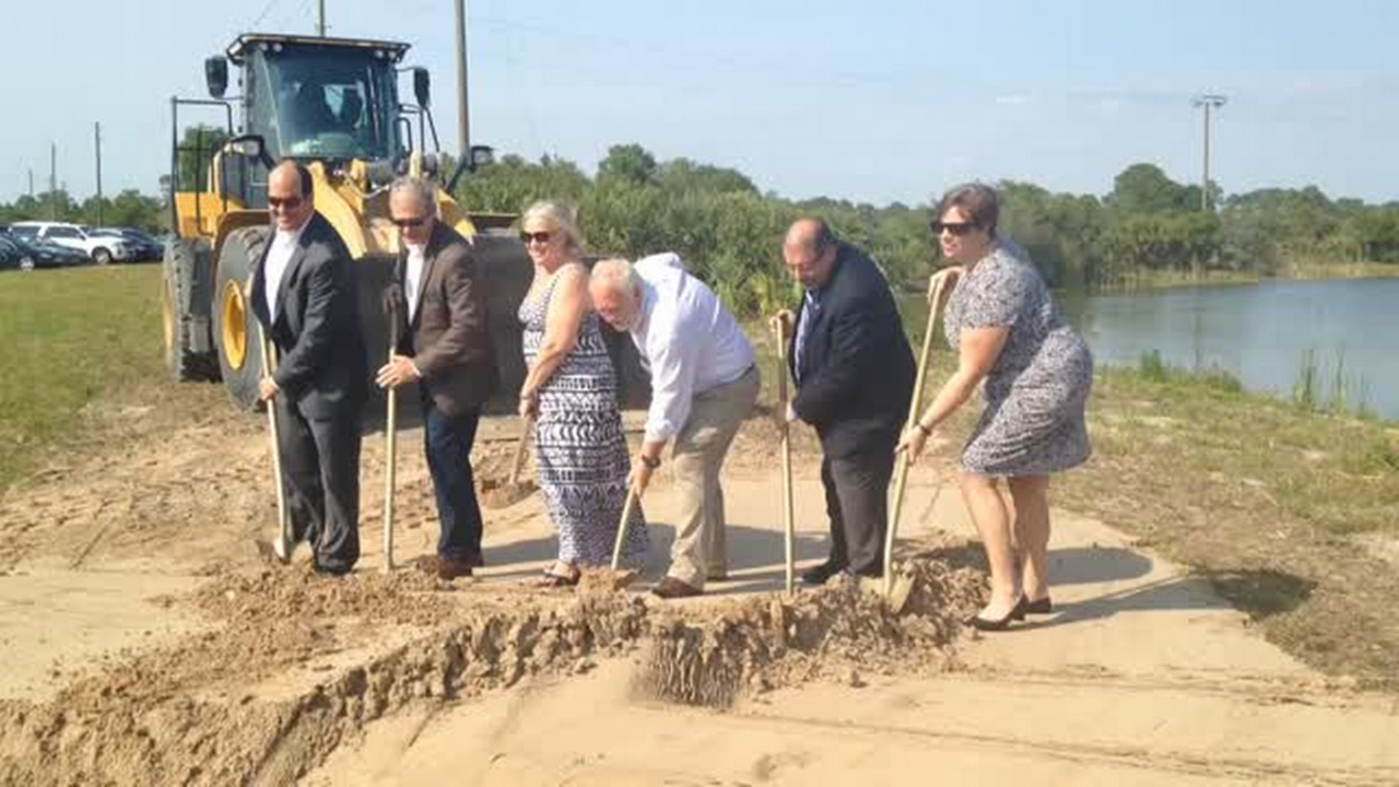 Work on huge Lakewood Ranch Waterside project officially begins