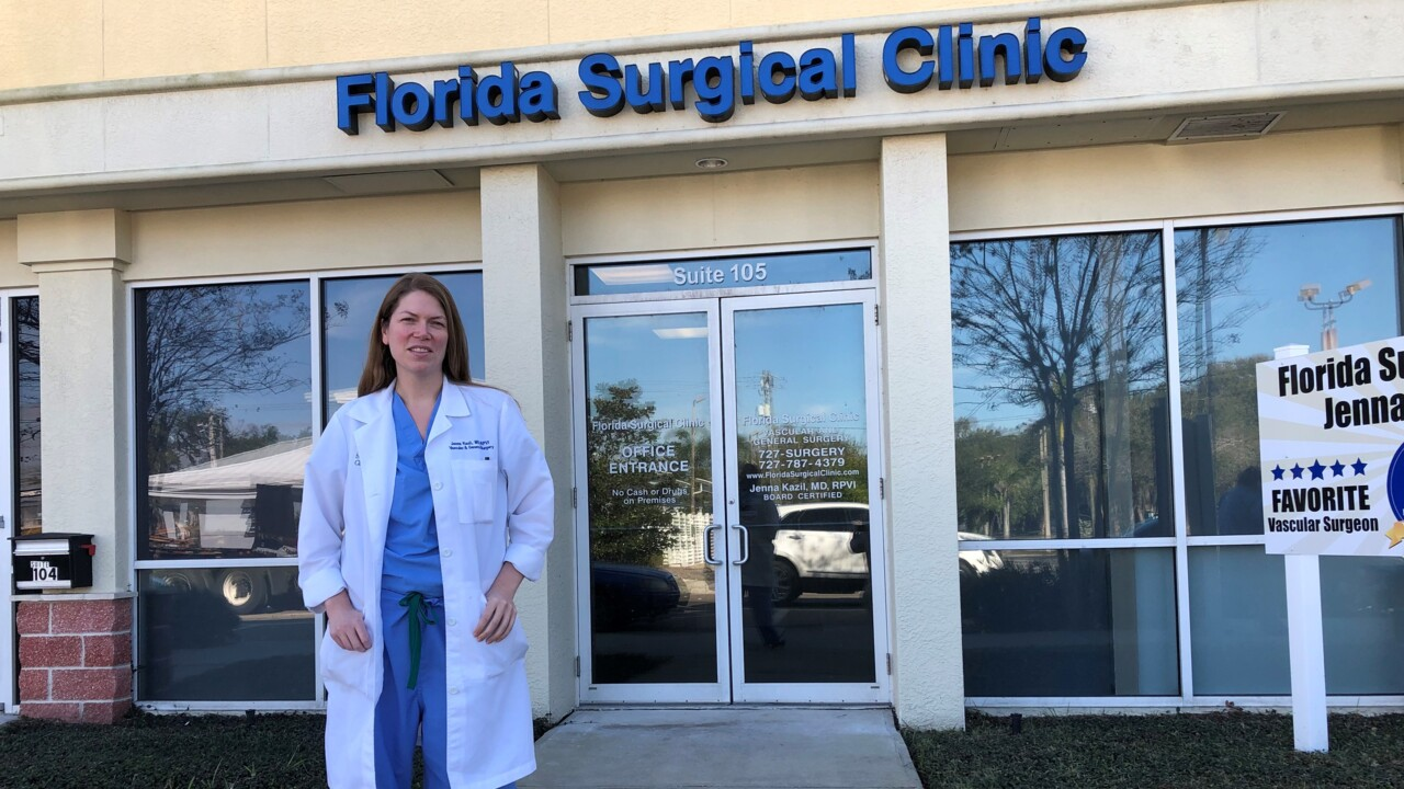 Bradenton doctor offers new, non-surgical procedure for dialysis patients