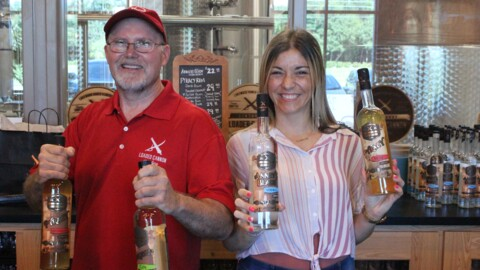 Yo ho ho and a bottle of rum: Manatee County's first distillery set to open