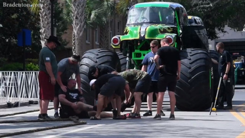 World's Strongest Man event coming to Bradenton, AMI this week. Here's what you need to know