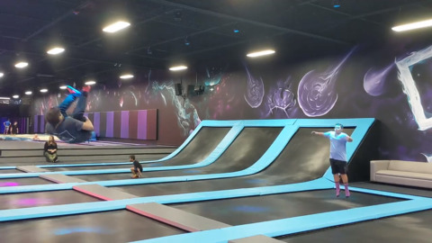 New extreme air sports park brings high-flying fun to Bradenton. Here's what you can expect