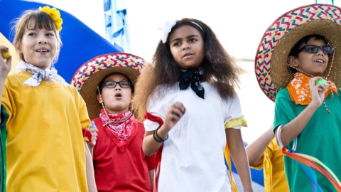 Rowlett Academy continues its celebration of Hispanic heritage