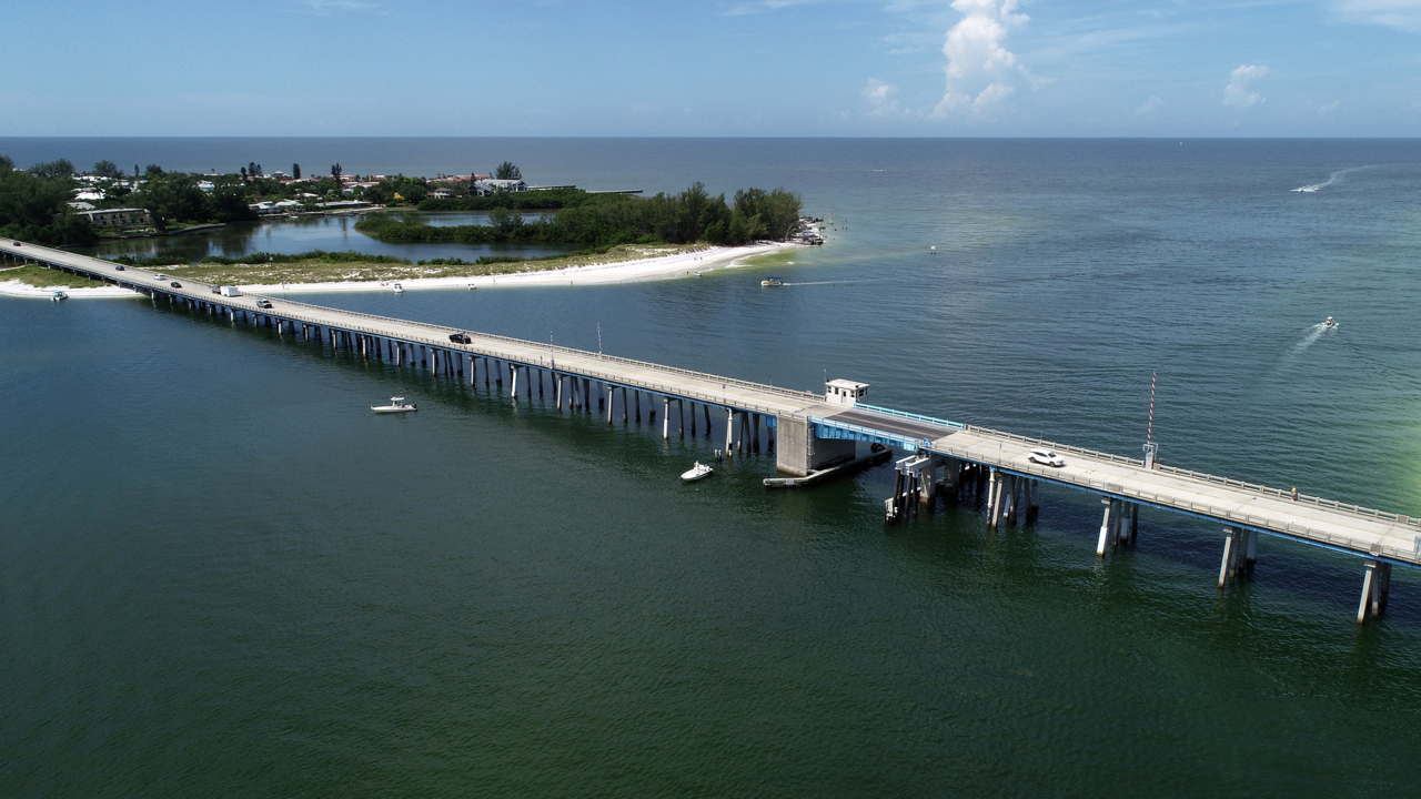 $2 million FDOT study to determine whether Longboat Key Pass Bridge needs replacement