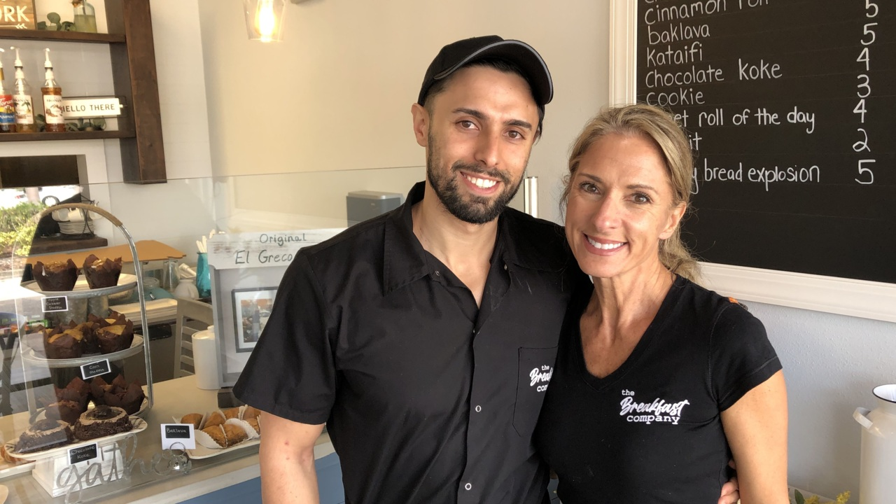 The Breakfast Company opens in East Manatee. It's a family tradition with a Greek twist
