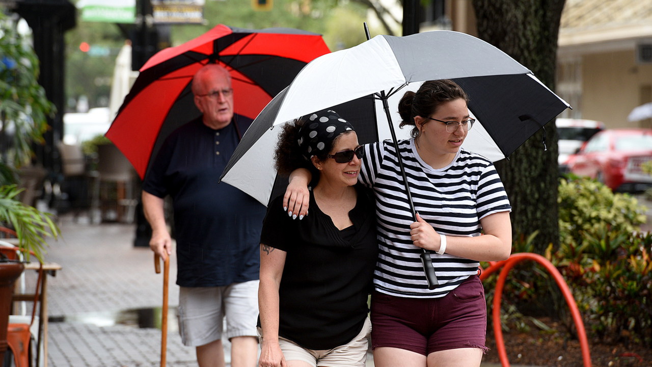 Severe rainfall caused problems for Manatee County. More is on the way, forecast says