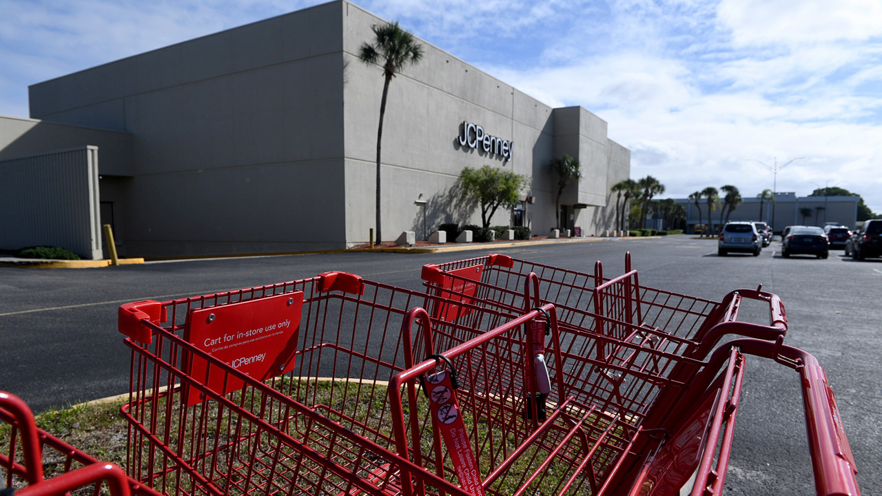 Bradenton JCPenney store at DeSoto Square among the 154 that will shut nationwide