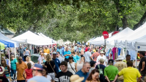 It's your weekend and you should enjoy it. Here's what's happening around Bradenton