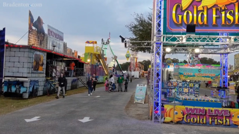30 seconds of the Manatee County Fair