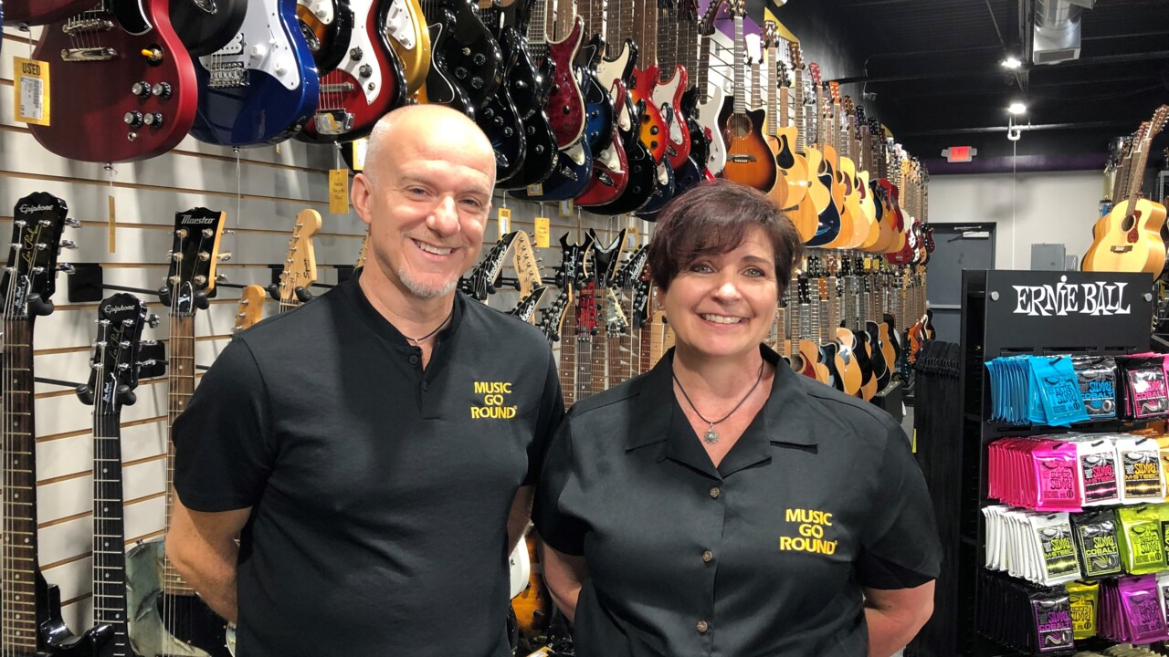 Bradenton store is the only one in Florida for this music resale franchise