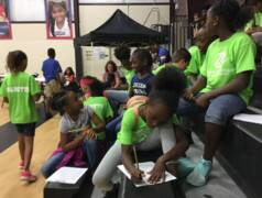 Juneteenth celebration focuses on literacy