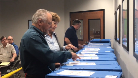 Despite setbacks, Manatee's machine recount is done early. Here's what happens now