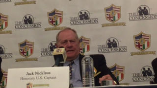 Jack Nicklaus details his grandson's Masters Week ace