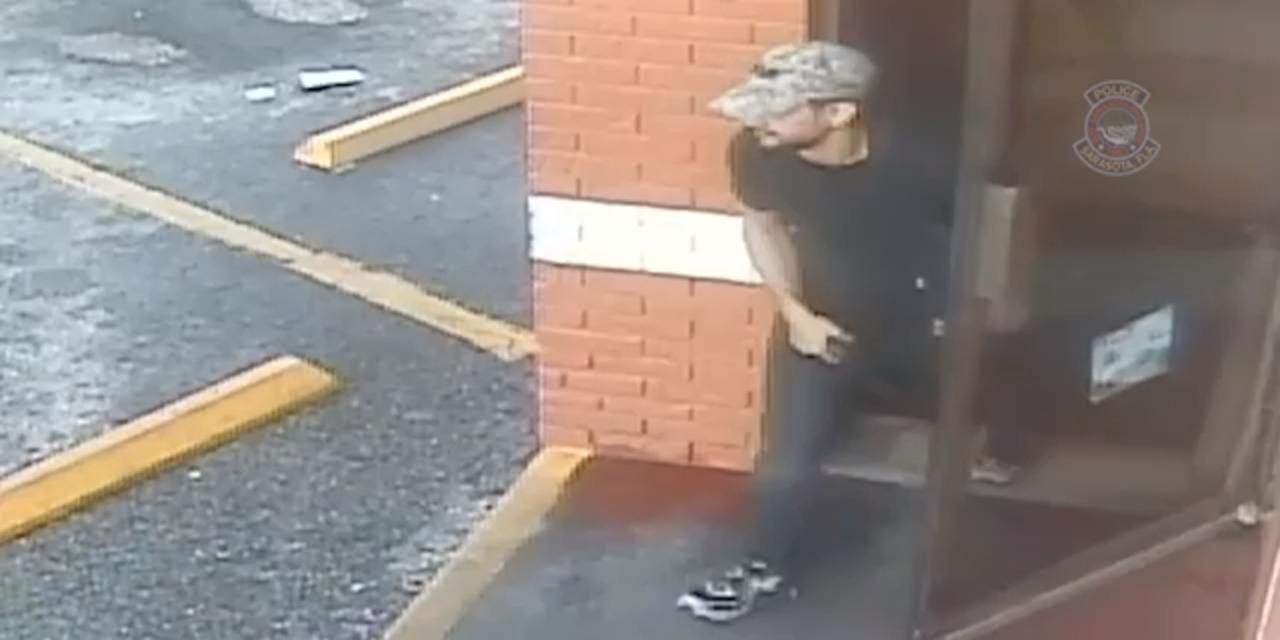They showed a gun during robbery attempt, but left with no money. Cops want to know who it was