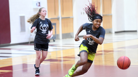 'We're going to win off of heart' says O'Mariah Gordon of playing state tourney