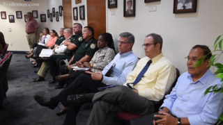 Manatee commissioners vote against more funding for school security