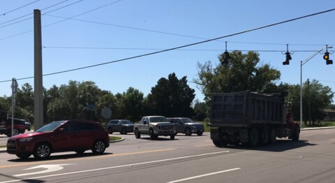 It's Parrish's most-dangerous intersection. After multiple fatalities, full traffic signal is coming