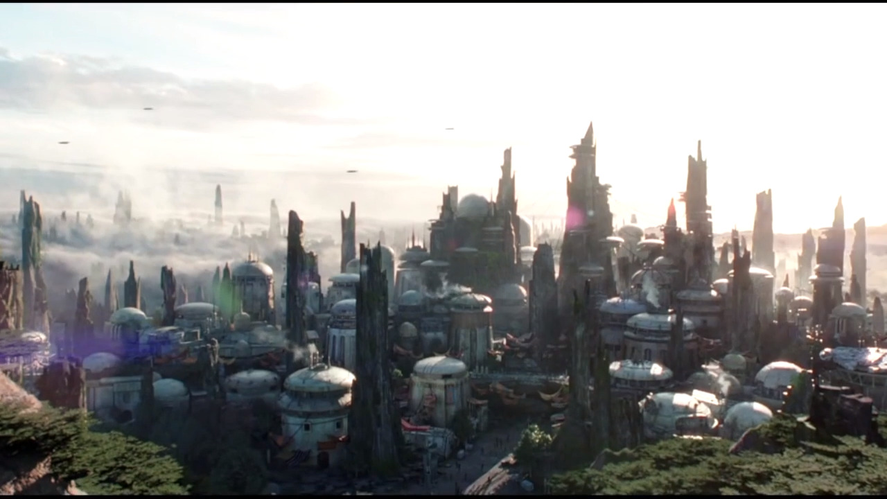 Disney announces when new Star Wars-themed land will open
