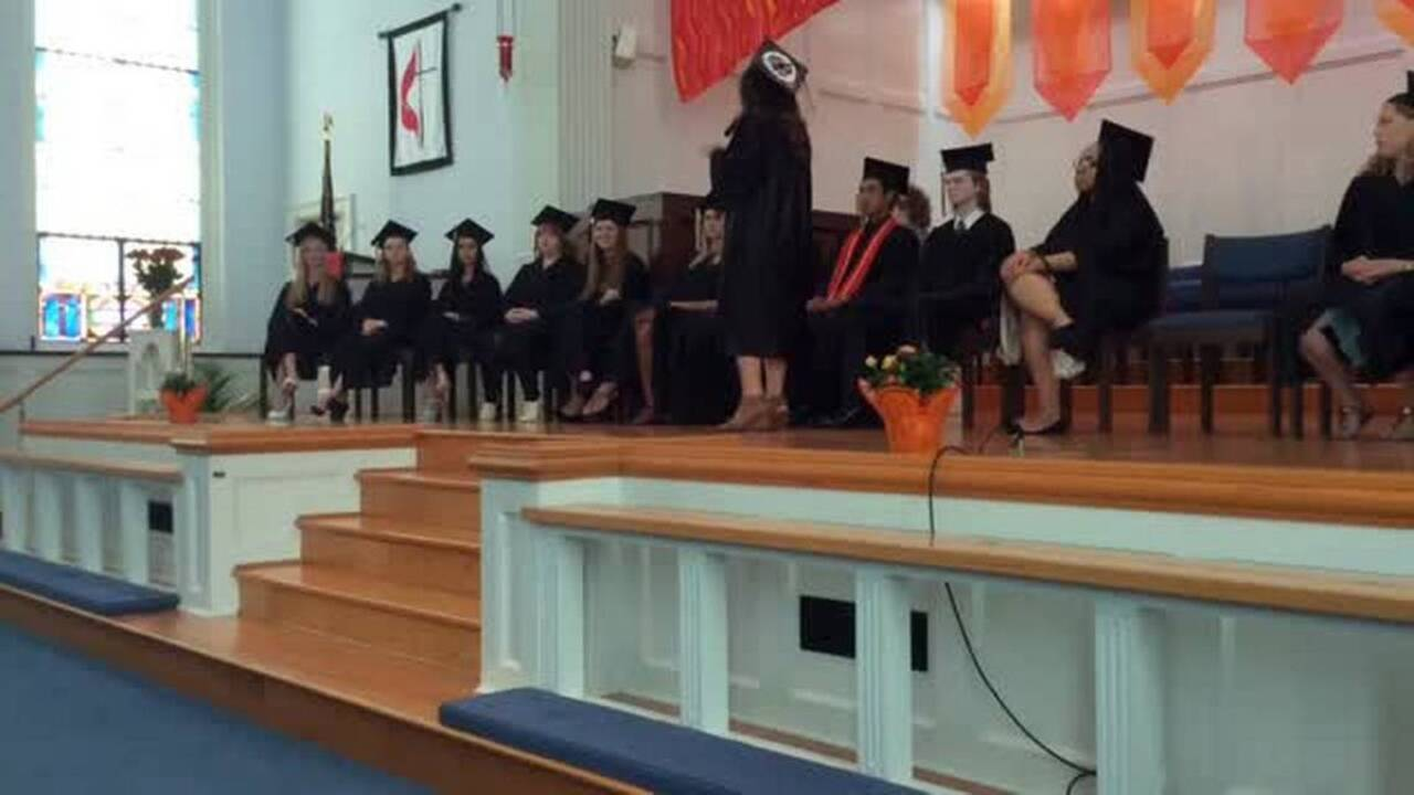 SHARE graduation a Saturday celebration for 16 students