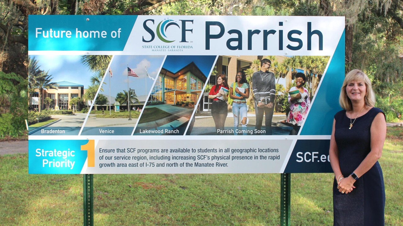 SCF seeks funding to start new campus in Parrish