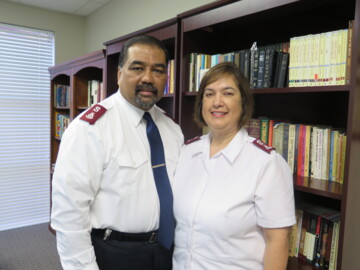 New leaders for Salvation Army of Manatee County hope to expand organization's work
