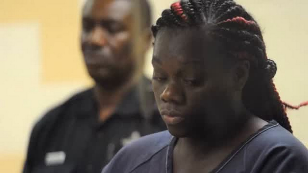 Janiya Thomas' mother ordered held without bond in the Bradenton girl's death
