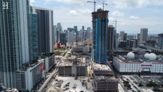 Massive Miami Worldcenter project finally rises downtown