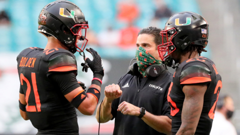 Canes and OB disappoint, but Miami at least will host 2 teams it hates in CFP title game | Opinion