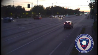Pembroke Pines Police release compilation of red light runners