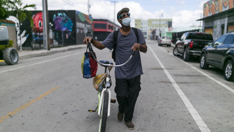 Miami's homeless shelter gets emergency cleaning after ill men spark coronavirus fears