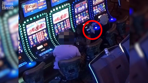 He had 1 drink and 2 women at the slots. Then, he didn't have $1,000 or his $15,000 Rolex
