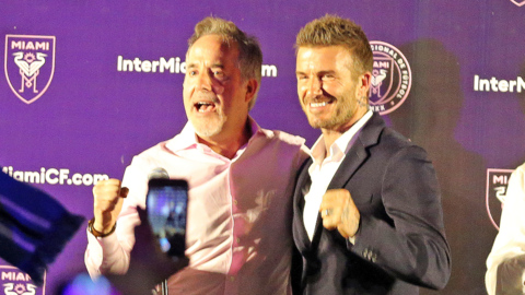 Ethics complaint about Beckham soccer complex in Miami spurs question: Who owns team?