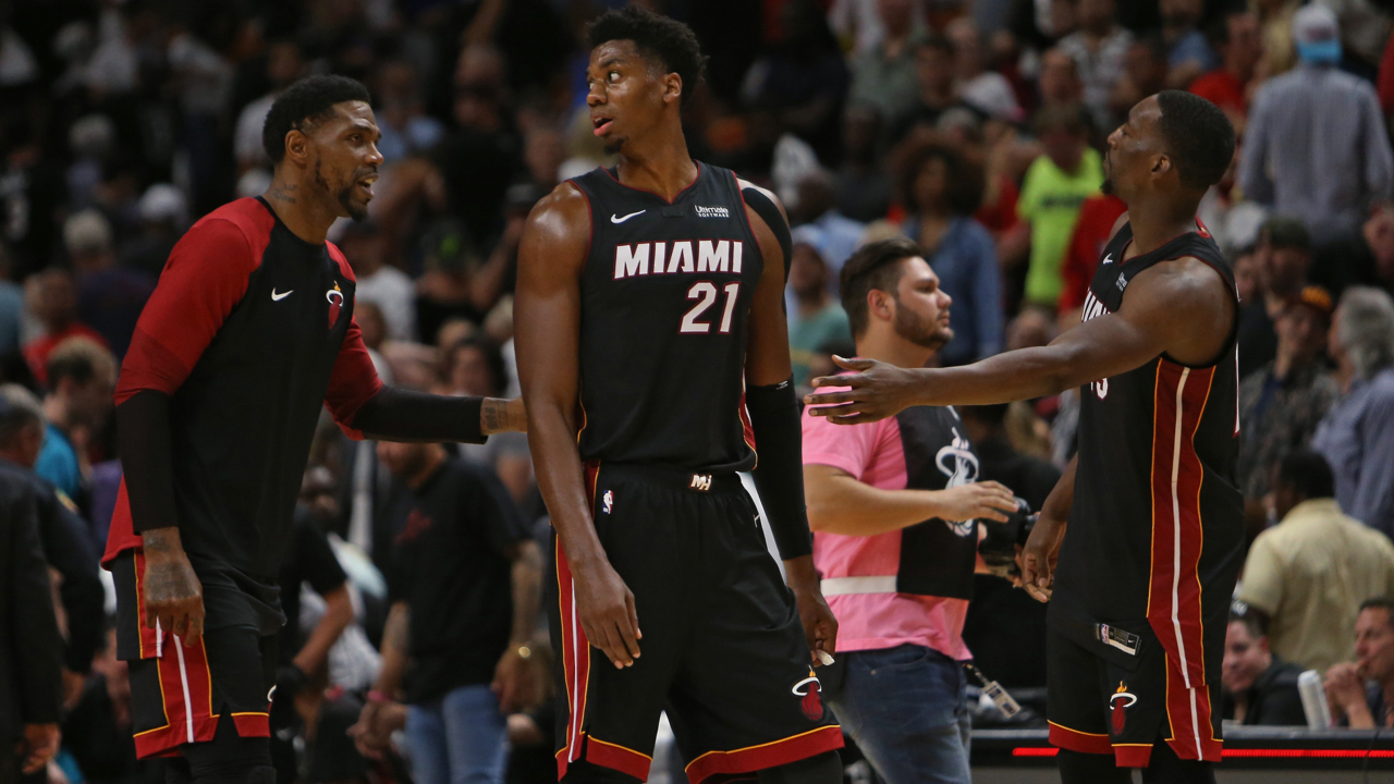 Miami Heat's Udonis Haslem takes a flamethrower to critics telling him to retire   Opinion