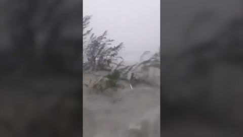 Five dead in the Bahamas from Dorian, as powerful storm stalls over the island chain