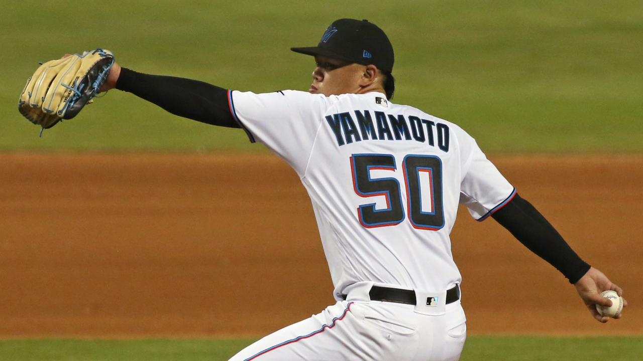 Marlins spring training games begin Saturday. And they have their 1st starting pitcher