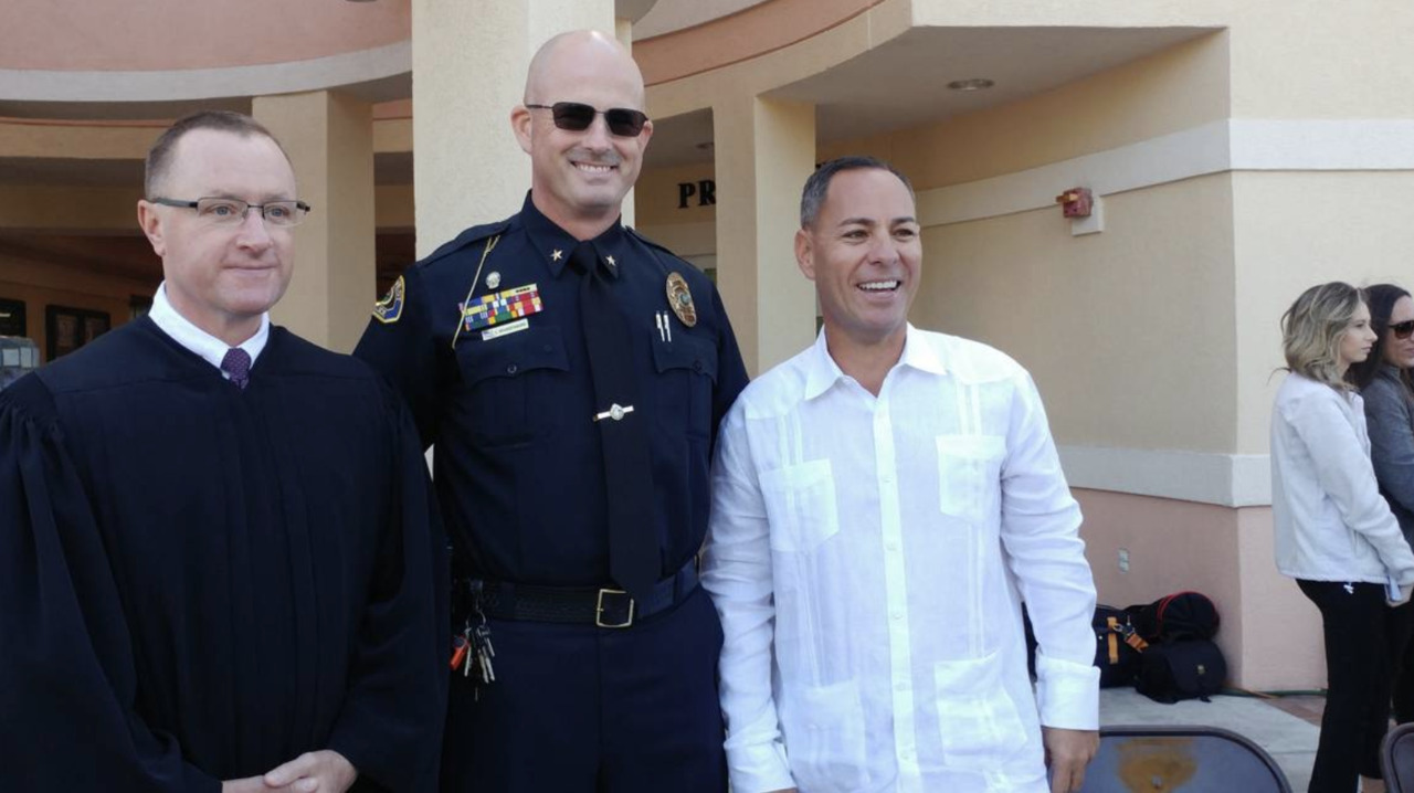 Who is Key West's new police chief? | Miami Herald