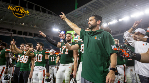 Manny Diaz speaks on helping juniors decide whats next
