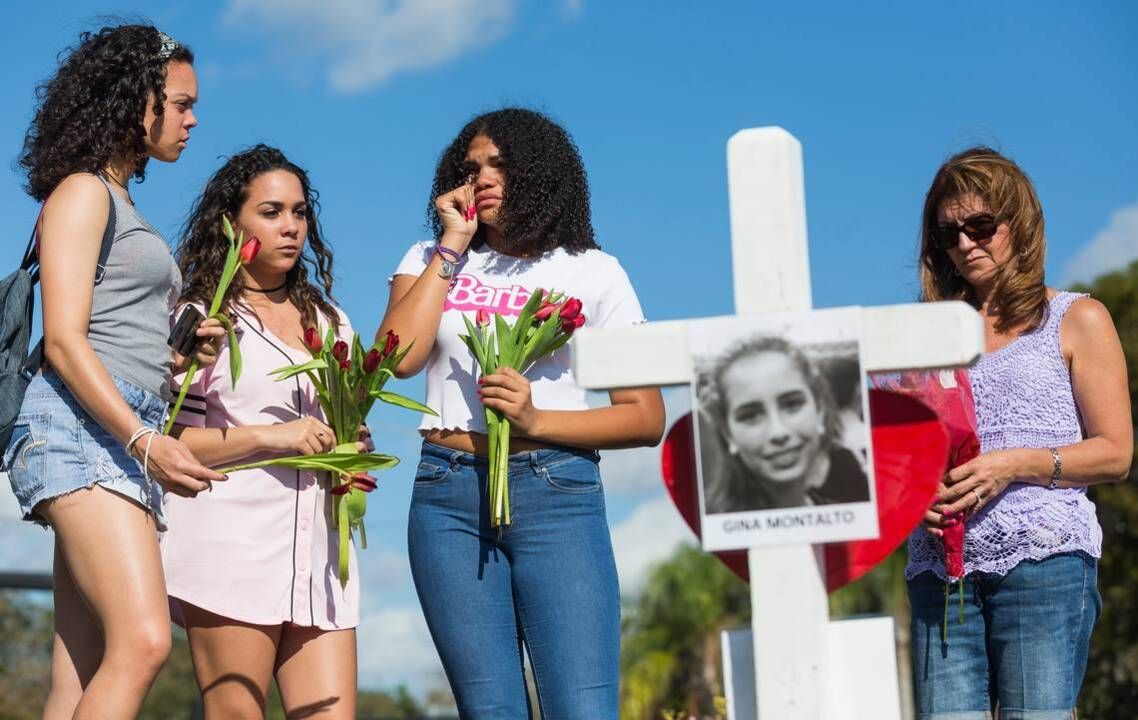 Parkland survivors to meet with families of Charleston church shooting victims in SC