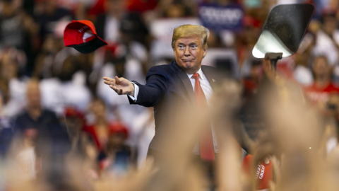 'If you want a mask at a Trump rally, just go ahead and become a Democrat, you weenie' | Opinion
