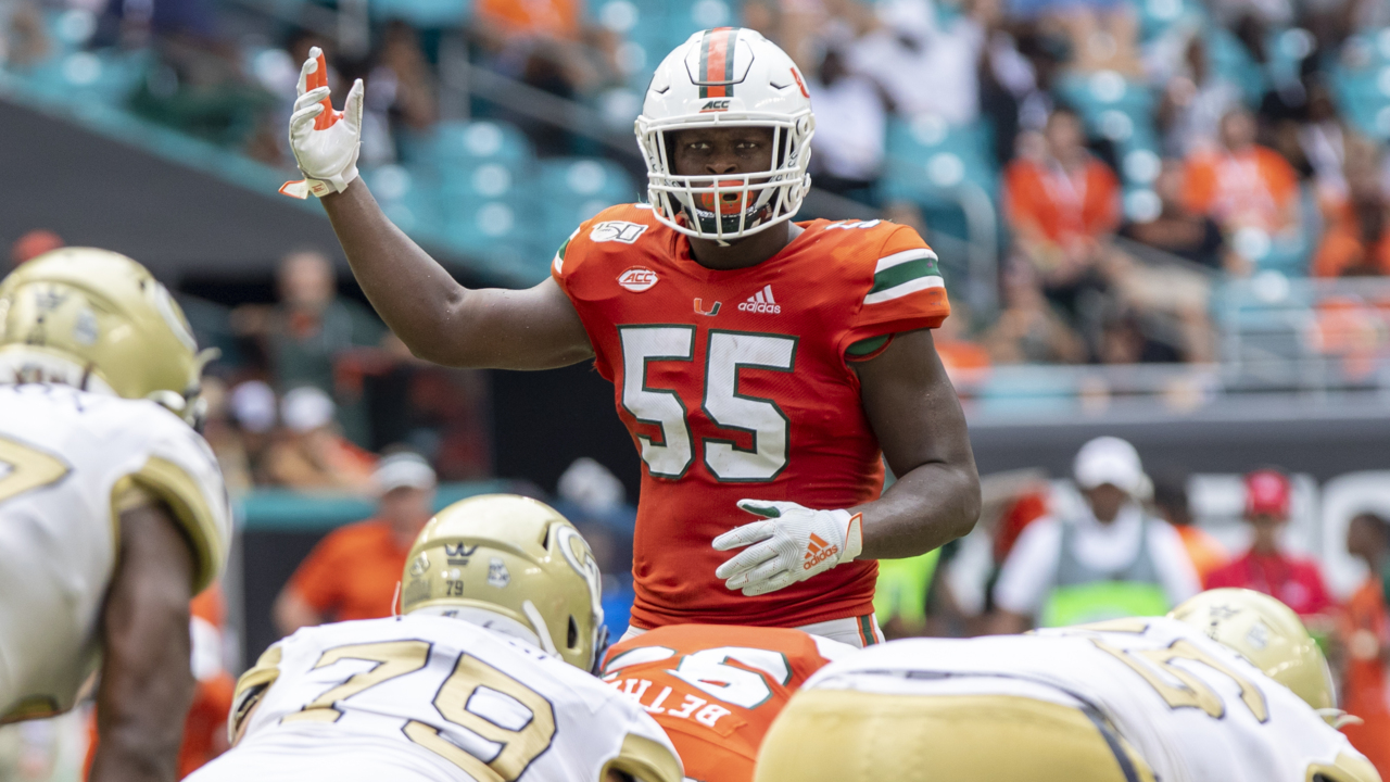 """Manny Diaz calls this a """"rebuild""""? Sorry, but no excuse for Miami Hurricanes' awful home loss 