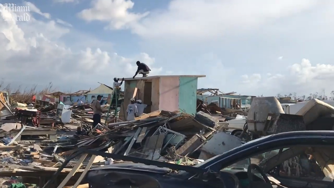 Bahamas will resume deportation of undocumented Haitians who survived Hurricane Dorian