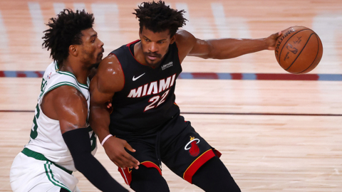 Miami Heat's Jimmy Butler on advancing to the 2020 NBA Finals